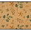 Thumbnail: Gilboa - Bamboo Mat - Colorful botanical pattern
