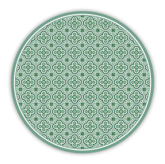 פיויסי עגול הנרי ירוק - במגוון מידות