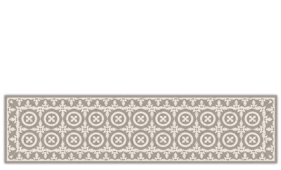 """ראנר לשולחן דגם ורונה בז', במידה 30-120 ס""""מ"""