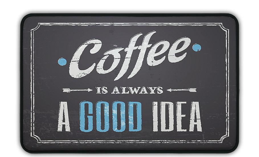 ארגונומי קפה בצבעים כחול - במגוון מידות