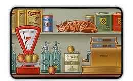 """ארגונומי חתול - החל מ 199 ש""""ח"""