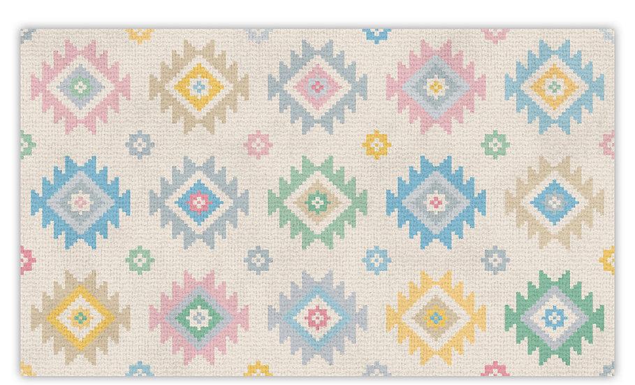 שטיח פעילות דגם יובל לילדים - במגוון מידות