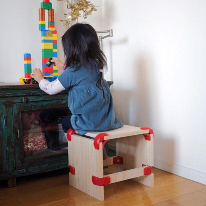 כיסא ילדים מודולרי