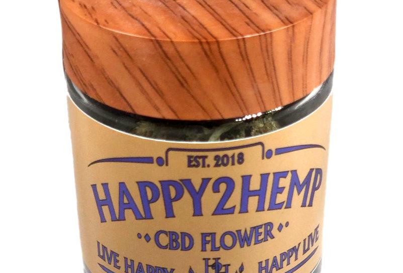 CBD Flower 7oz Jar
