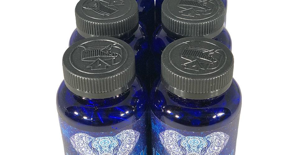 (Case of 6) Blue Magic Kratom Maeng Da Kratom (150 ct)