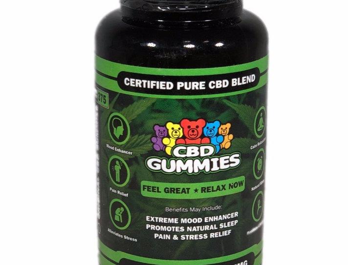 CBD Gummies 25-count
