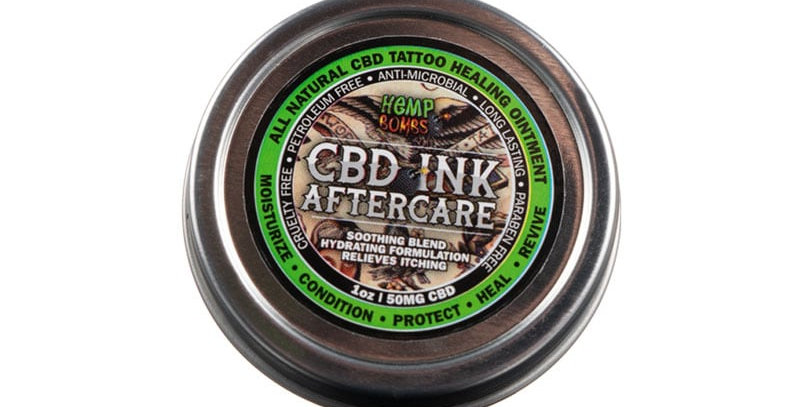 CBD INK-Aftercare 50mg