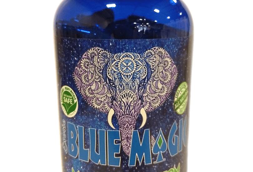 Blue Magic Kratom Maeng Da Kratom (300 ct)