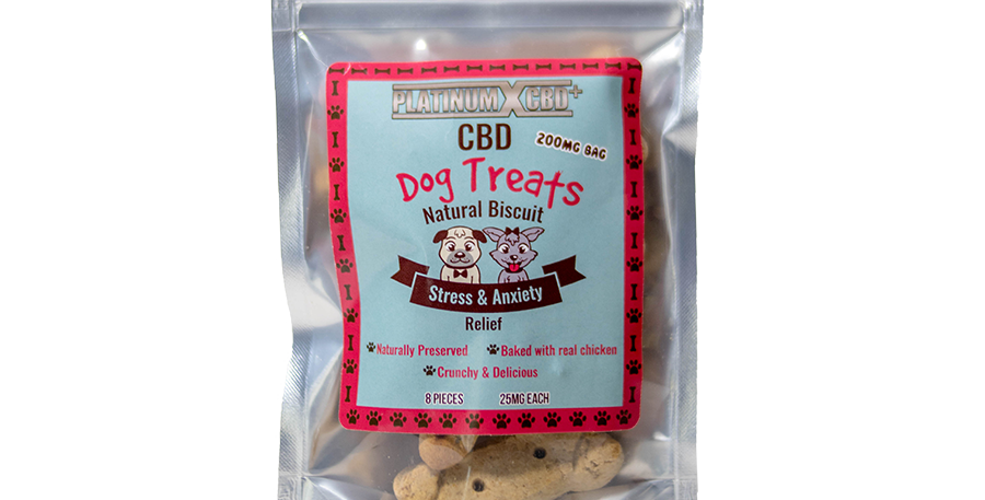 CBD Dog Biscuits (200 MG)