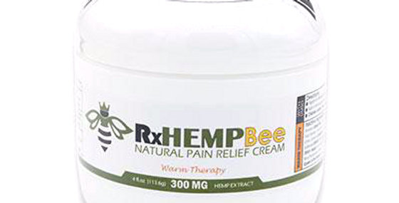 CBD Pain Warm Therapy 2oz 300mg