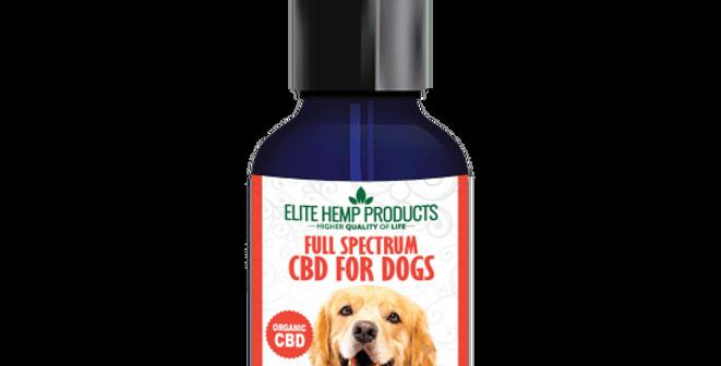CBD Dog Oil 300mg