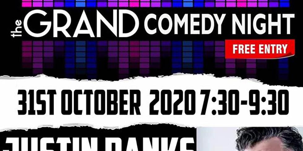 Comedy Night with Glass Eye Comedy