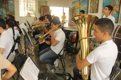 Trompetas, Trombón y Tuba