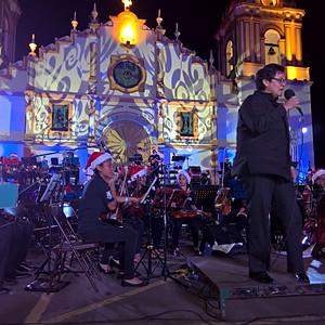 Núcleo Orquestal y la Red Nac. de Orq. y Coros Infantiles y Juveniles de Panamá