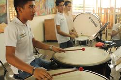 Sección de Percusión