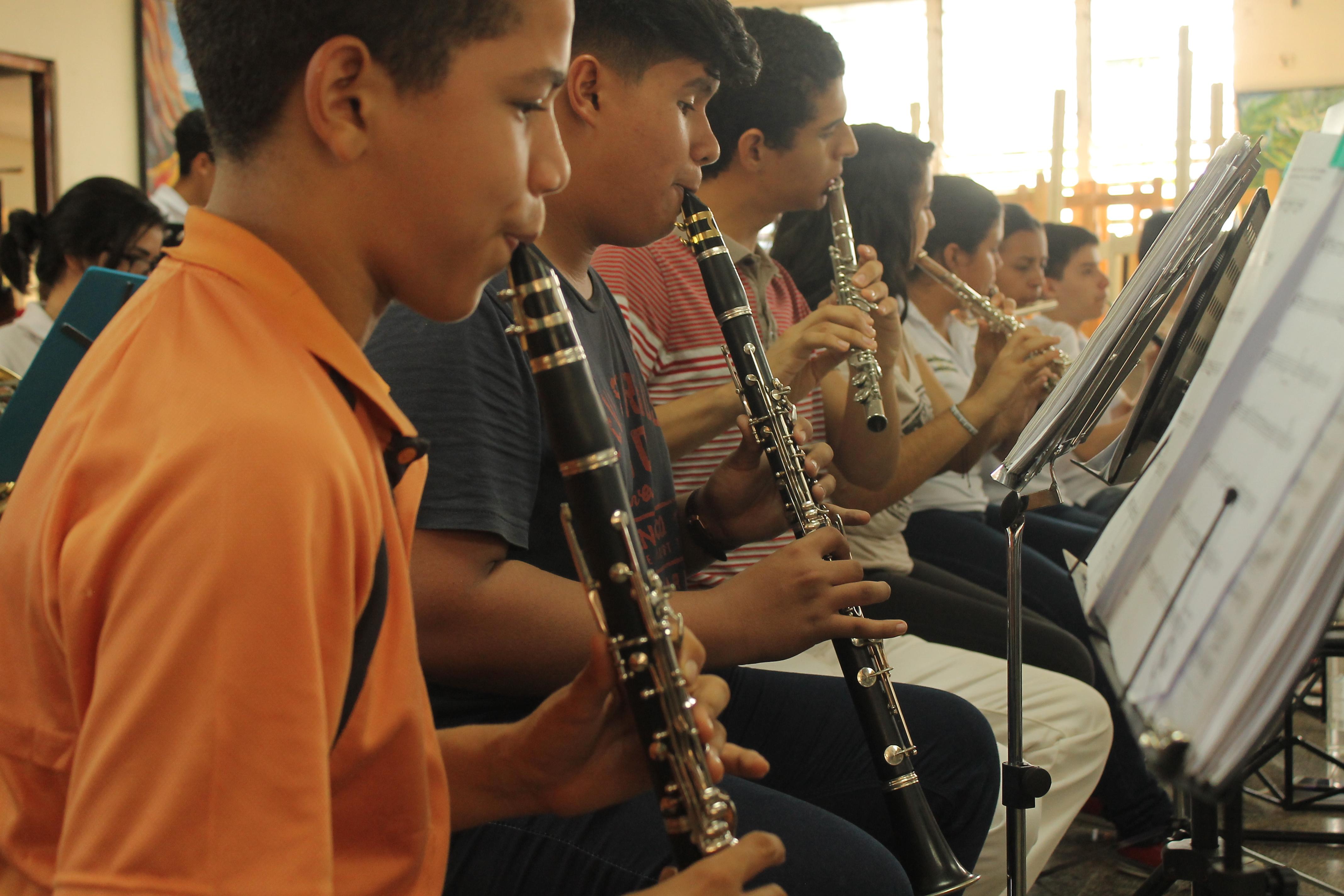 Clarinetes