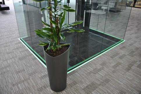 Office project, London