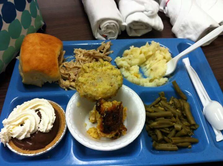 Thanksgiving Dinner Yum!