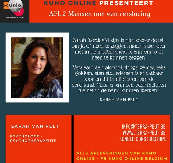 Sarah Van Pelt