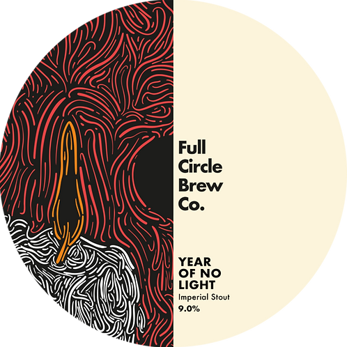 Full Circle Brew Co - Year of No Light