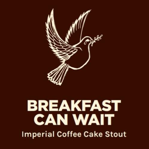 Pomona Island Brew Co - Breakfast Can Wait