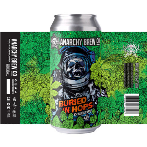 Anarchy Brew Co - Buried in Hops