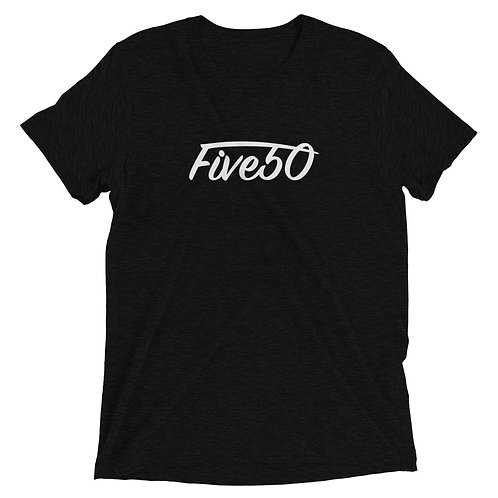 Five50 T-Shirt (With QR Code)