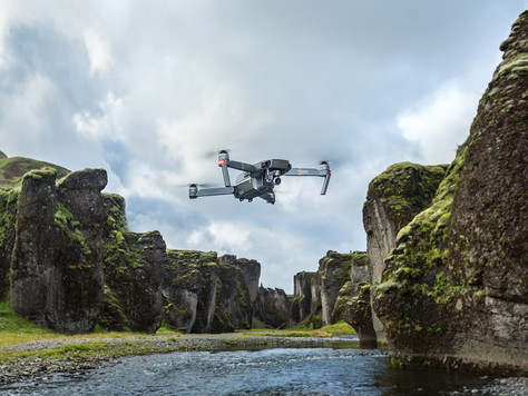 The Travelers Drone