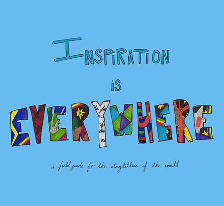 Inspiration is Everwhere Podcast DConstruction Arts