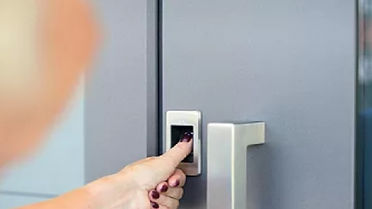 Biometric-fingerprint-scanner