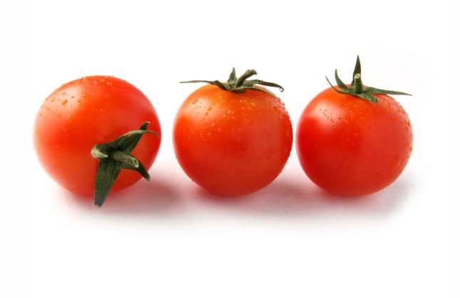 Trío de tomate