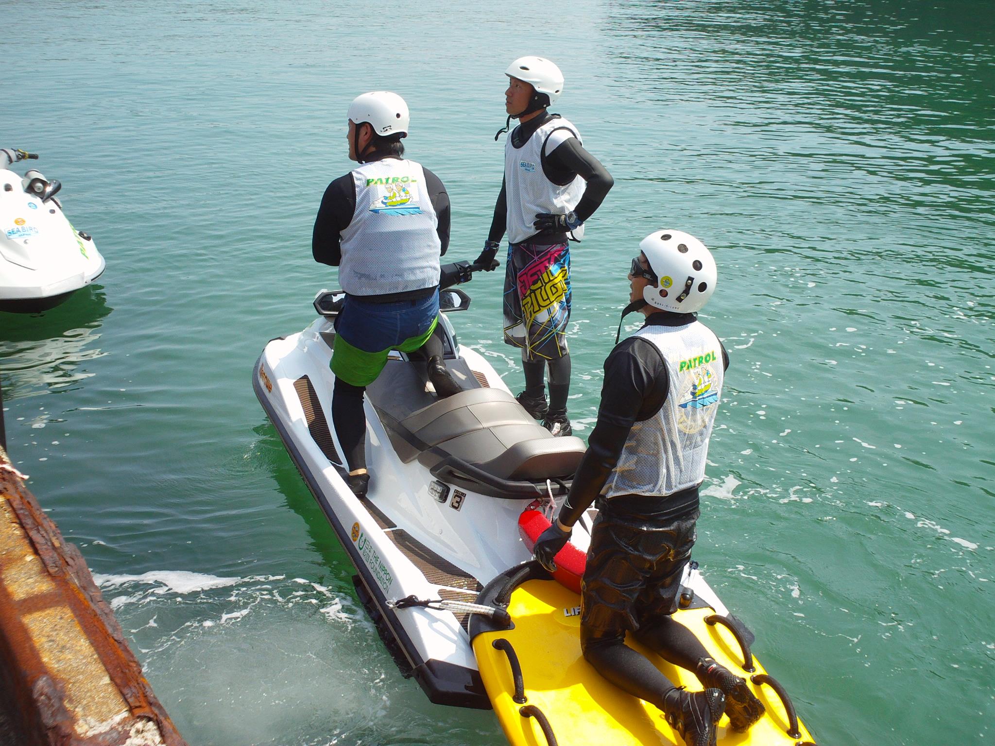 定期海上訓練
