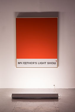 Double-Diamond-Sun-Body-Robbie-C-Williamson-Biig-view-MAMA-Gallery-Painting-My-Fathers-Lig