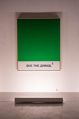 Double-Diamond-Sun-Body-Robbie-C-Williamson-Biig-view-MAMA-Gallery-Painting-Show-The-Anima
