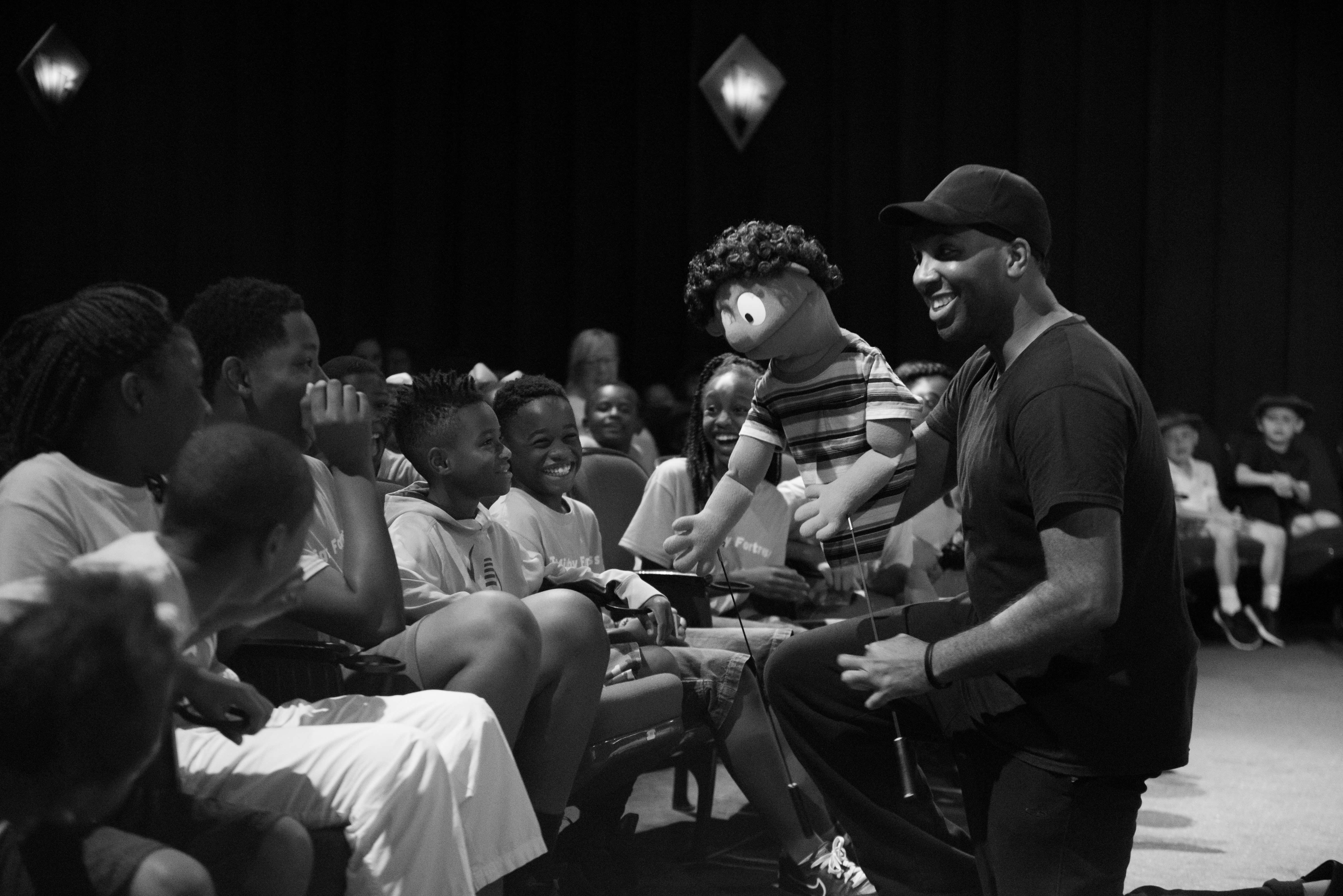 Story Time with Jerry & The UpBeats
