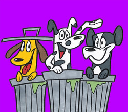 The Trash Dogs