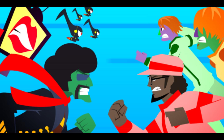 Smash Invasions