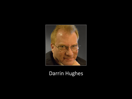 TUIW November All Team Meeting: Darrin Hughes