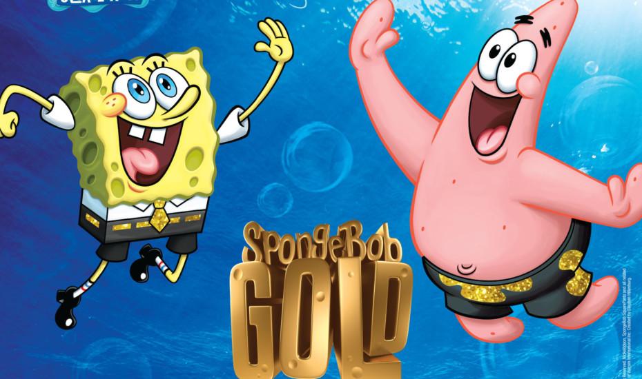SPONGEBOB GOLD LIVE