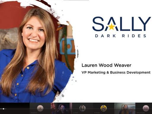 December October All Team Meeting: Lauren Wood Weaver