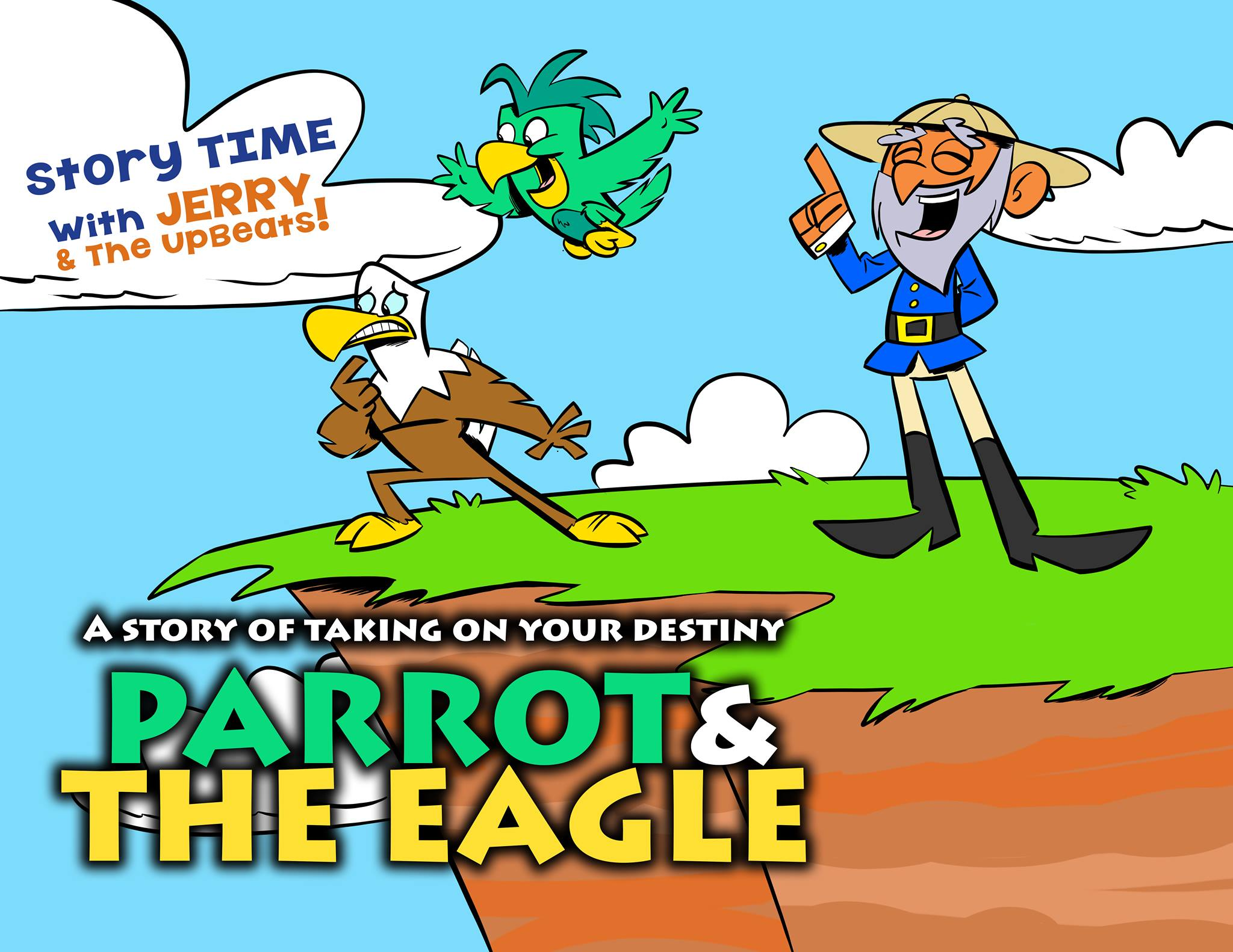 The Parrot & The Eagle