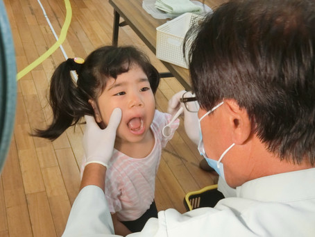 10月30日(金)歯科健診&勤労感謝のプレゼント♪