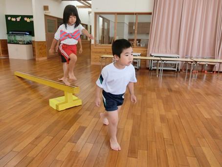 2回目のSK体操‼