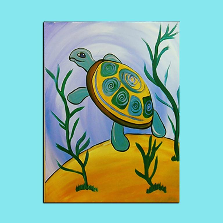 Tucker-The-Turtle