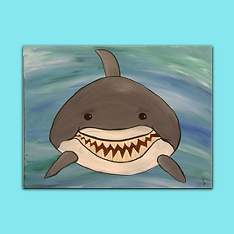 Spaky-The-Sharky