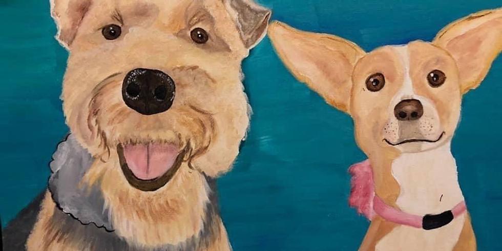 Paint Your Pet - Any Pet!