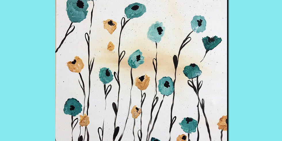Poppies - Personalize your color