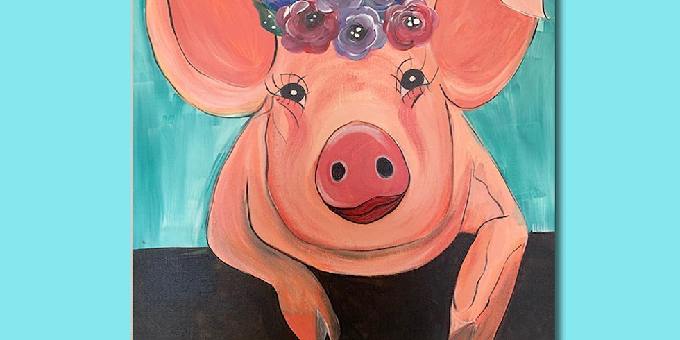 Beef 'O' Brady's Sports Bar & Restaurant - Miss Piggy (1)