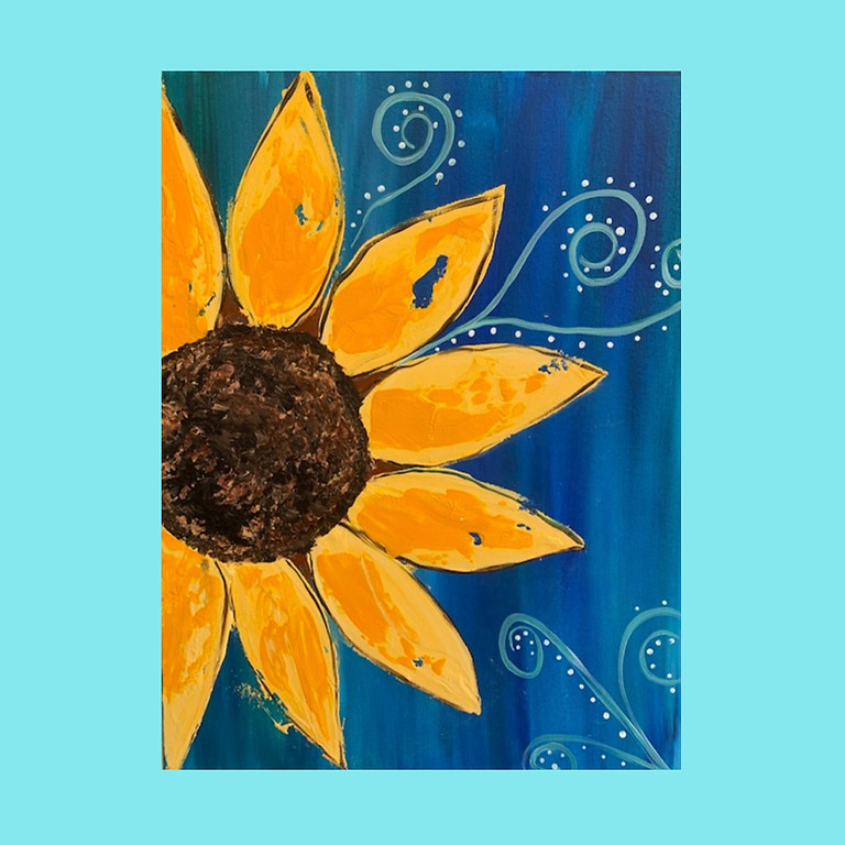 Sunflower - Texture Paste