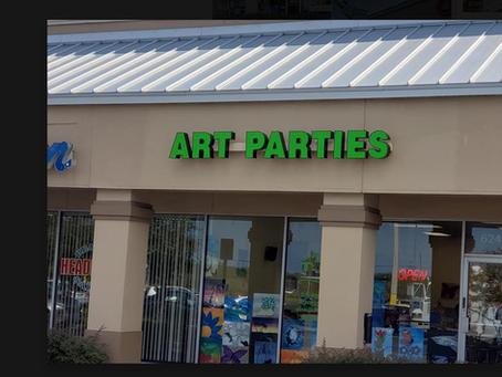 Traveling Art Parties - 6248 Commercial Way, Weeki WACHEE, FL 34613